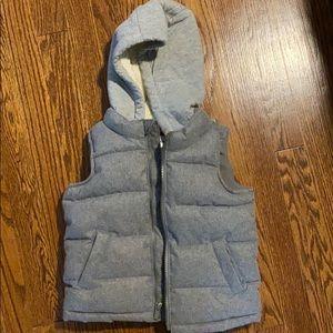 Toddler Puffer Vest ⛄️